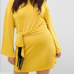 ASOS Marigold Party Dress for SALE!